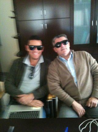 Mauro&demetrio blues brothers